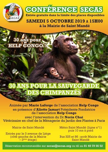 Conference Help Congo 2019