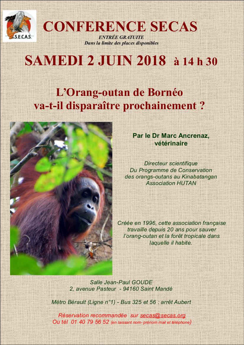 Conference secas marc ancrenaz du 2 juin