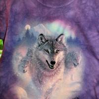 T-shirt Loups 2