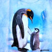 T-shirt Pingouins