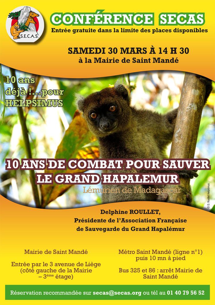 Gd hapalemur 30 mars