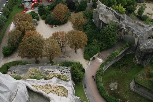 Historique parc paris 6