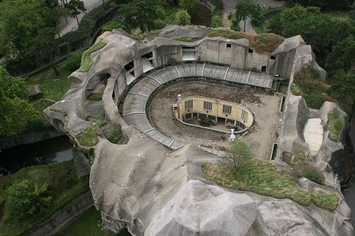 Historique parc paris 7