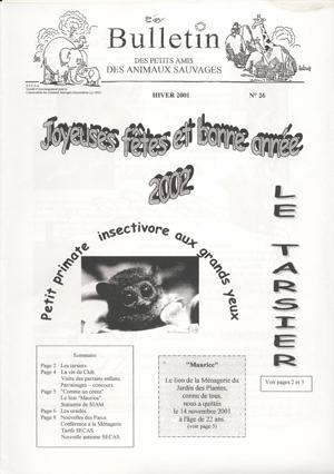 N 26 2001 2002