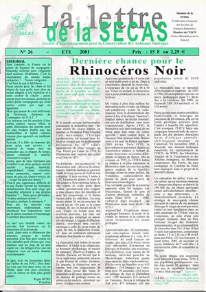 N 26 2001