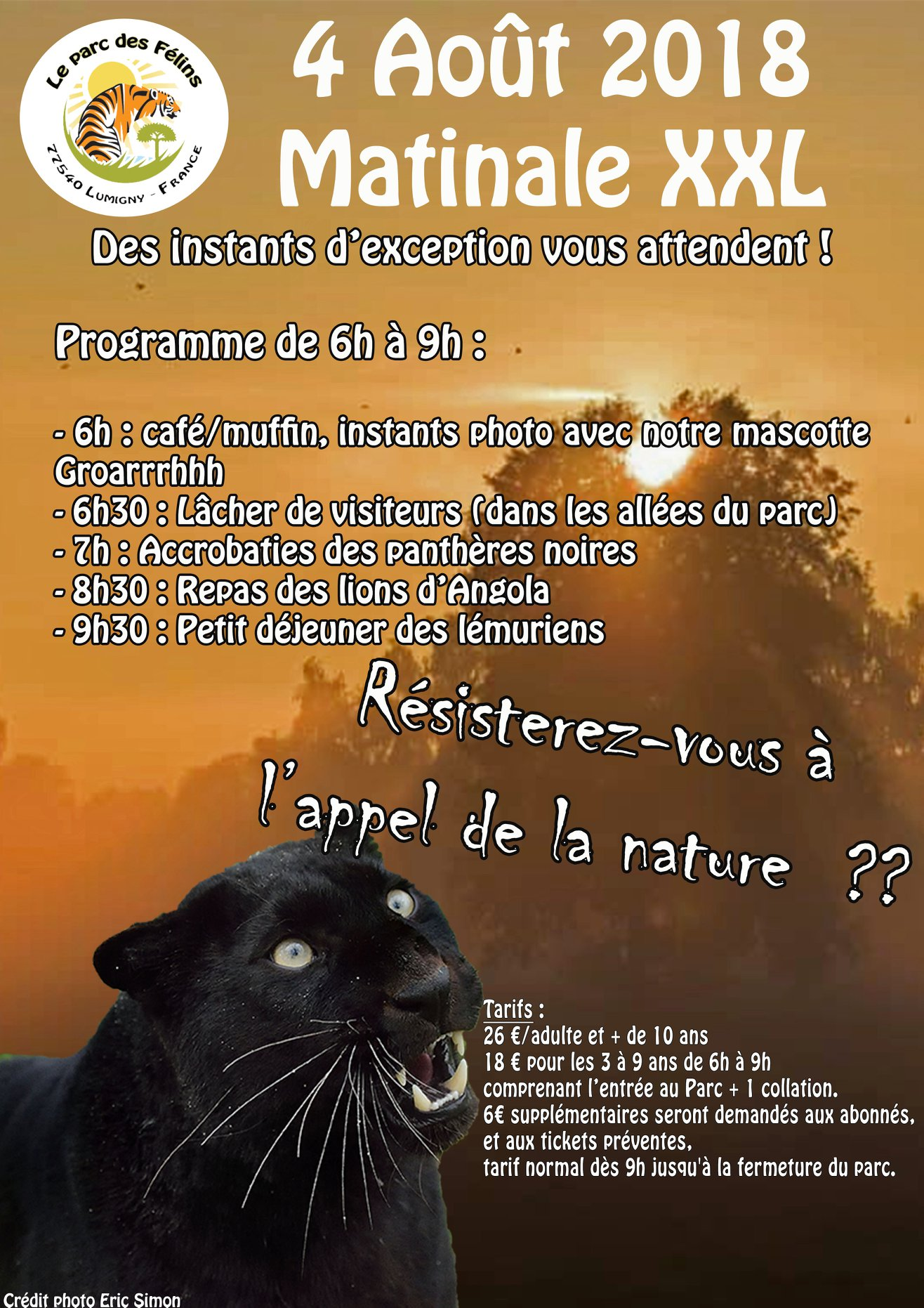 Parc des felins 04082018
