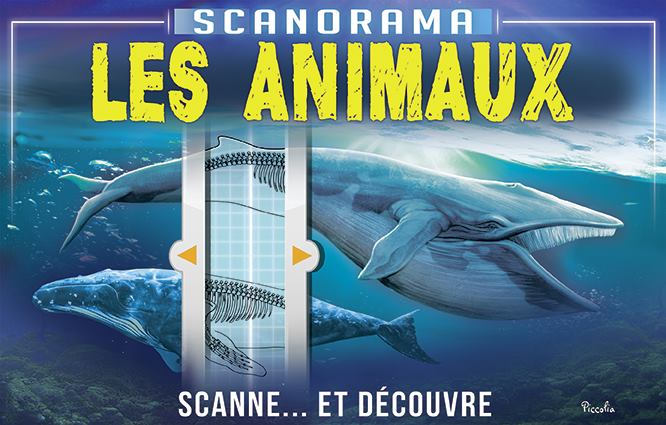 Scanorama animaux